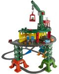 Игрален комплект Fisher Price Thomas & Friends - Super Station - 5t