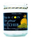 Ароматна свещ The Witcher - Toss a Coin to Your Witcher, 212 ml - 1t