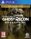 Tom Clancy's Ghost Recon Breakpoint - Gold Edition (PS4) - 1t