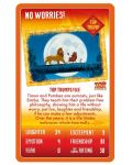 Игра с карти Top Trumps - Lion King - 3t