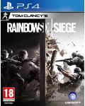 Tom Clancy's Rainbow Six Siege (PS4) - 1t