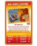 Игра с карти Top Trumps - Lion King - 4t