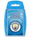 Игра с карти Top Trumps - Manchester City FC - 1t