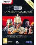 Total War: 6 Game Collection (Rome+Barbarian/Medieval II+Kingdoms/Empire/Napoleon) (PC) - 1t