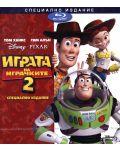 Играта на играчките 2 (Blu-Ray) - 1t