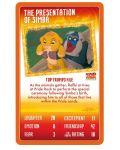 Игра с карти Top Trumps - Lion King - 2t