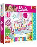 Детска игра Trefl Barbie - Сладкото кралство - 1t