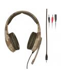 Гейминг слушалки Trust GXT 310D Radius - desert camo - 3t