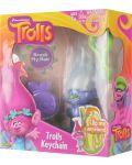 Ключодържател Zuru - Trolls, асортимент - 8t