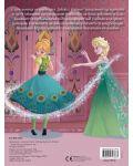 Треска по Замръзналото кралство: Забава с лепенки 1 - 2t