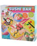Творчески комплект PlayGo - Суши бар от пластилин - 1t