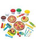 Творчески комплект PlayGo - Пицария от пластилин - 2t