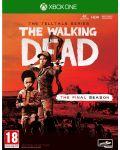 The Walking Dead - The Final Season (Xbox One) - 1t
