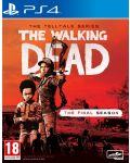 The Walking Dead - The Final Season (PS4) - 1t