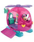 Комплект за игра Fisher Price - Хеликоптерът-бутик на Мини Маус - 3t