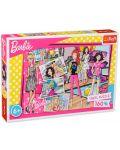 Пъзел Trefl от 160 части - Модна Барби - 1t