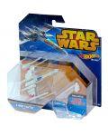 Hot Wheels Star Wars Космически кораби - X-Wing Fighter - 1t
