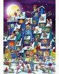 Пъзел D-Toys от 1000 части – Дядо Коледа - 2t