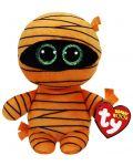 Плюшена играчка TY Toys - Оранжева Мумия, 15 cm - 1t