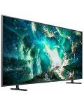 """Смарт телевизор Samsung 49RU8002 - 49"""", 4K, LED, HDR 10+ - 2t"""