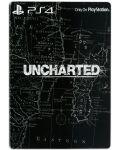 Метална кутия Uncharted - 6t