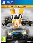 V-Rally 4 Ultimate Edition (PS4) - 1t