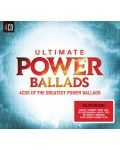 Various Artists - Ultimate... Power Ballads (CD) - 1t
