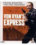 Експресът на фон Райън (Blu-Ray) - 1t