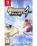 Warriors Orochi 4 (Nintendo Switch) - 1t