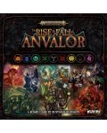 Настолна игра Warhammer Age of Sigmar – The Rise & Fall of Anvalor - 3t