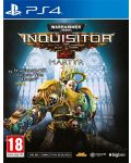 Warhammer 40,000 Inquisitor Martyr (PS4) - 1t