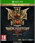 Warhammer 40,000 Inquisitor Martyr Imperium Edition (Xbox One) - 1t