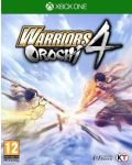 Warriors Orochi 4 (XboX One) - 1t