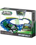 Писта Wave Racers - Skyloop Rally, с кола със сензор за движение - 1t