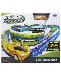 Писта Wave Racers - Epic Challenge, с кола със сензор за движение - 3t