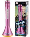 Детски микрофон Mi-Mic - Розов - 1t