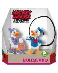Комплект фигурки Bullyland Mickey Mouse & Friends - Дейзи и Доналд - 1t