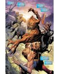Wonder Woman Vol. 8: The Dark Gods - 3t