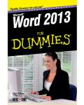 Word 2013 For Dummies - 1t