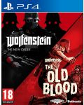 Wolfenstein: The New Order + The Old Blood (PS4) - 1t