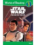 World of Reading Star Wars Boxed Set - Level 1 - 7t