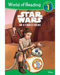 World of Reading Star Wars Boxed Set - Level 1 - 3t
