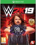 WWE 2K19 (Xbox One) + Бонус - 1t