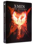 Х-Мен: Тъмния феникс Steelbook (Blu-Ray) - 6t
