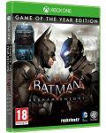 Batman Arkham Knight GOTY (Xbox One) - 4t