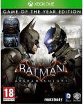 Batman Arkham Knight GOTY (Xbox One) - 1t