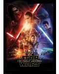 XL плакат Pyramid - Star Wars Episode VII (One Sheet) - 1t