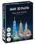 3D Пъзел Revell - Забележителности в Ню Йорк - 2t