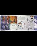 Замръзналото кралство: Книга с 8 шаблона за рисуване - 4t