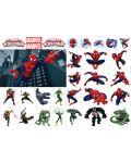 Залепи и играй 1: The Ultimate Spider-Man + 30 стикера - 4t